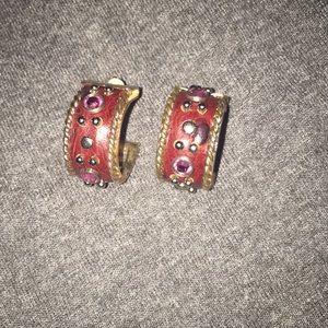 Montana silversmith earrings